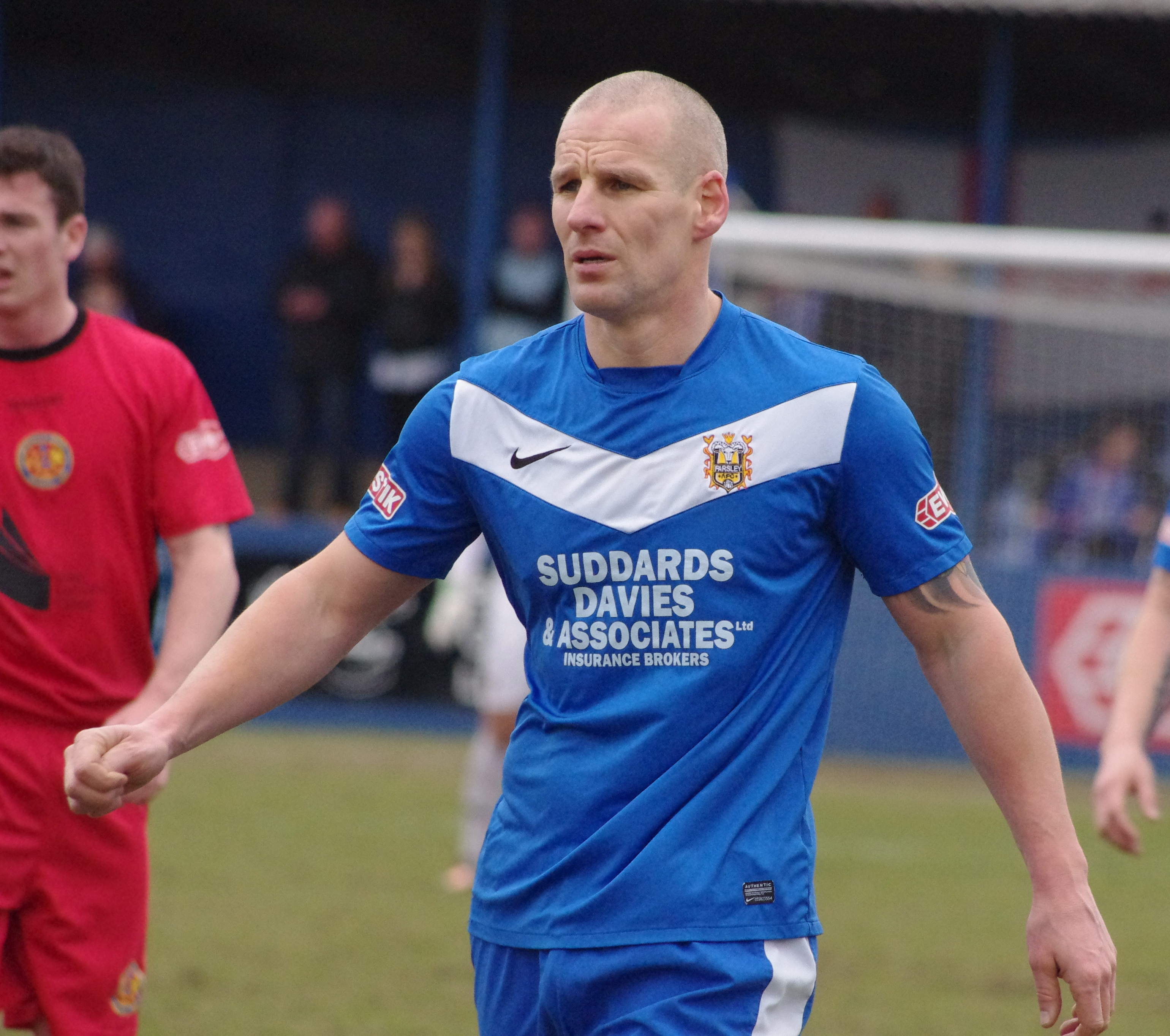 Simeon Bambrook had a fantastic career according to former Garforth Town manager Dave Parker, the man who discovered him