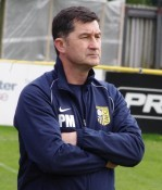 Tadcaster boss Paul Marshall says his team will get beat in the FA Vase quarter-finals if they play like they have been doing