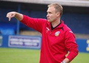 Frickley manager Karl Rose and his side face a tough semi-final tie at Handsworth