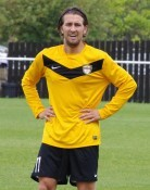 Nicky Travis has signed for Matlock Town