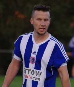 Alex Callery has had a change of heart over his decision to retire having signed for Stocksbridge Park Steels this week