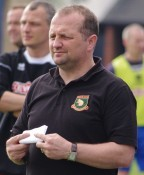 "Billy Miller says Harrogate Railway must not Nathan Cartman's departure cause their season to ""fizzle out"""