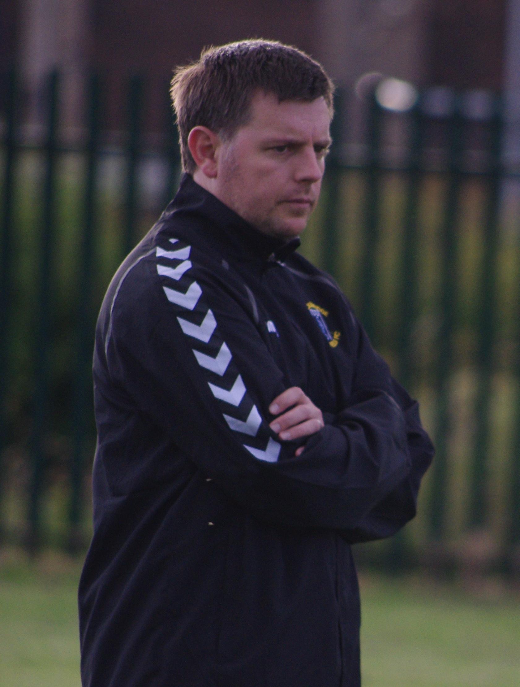 Stocksbridge manager Chris Hilton has former Sheffield Wednesday midfielder Cecil Nyoni