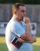 Dave Anderson's Barton Town Old Boys have been struck down with a sickness ahead of the FA Vase second round tie at Marske