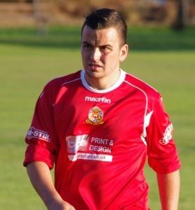 Rob Bordman has left Ossett Town and joined local rivals Ossett Albion