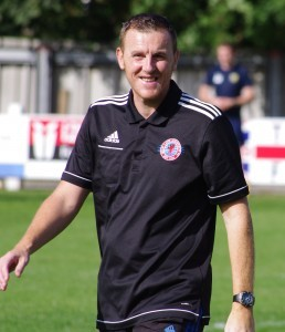 Craig Elliott described Shaw Lane Aquaforce's incredible 3-0 win at FA Vase favourites as his club's best ever result