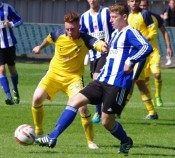 Tadcaster and Shaw Lane are two of the NCEL's best hopes in the FA Vase this season