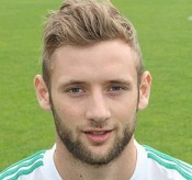 Tom Corner scored twice in Scarborough Athletic's 3-2 win at Burscough