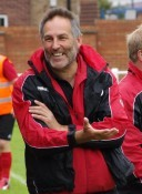 Brian Davey wants to give Knaresborough's young players a chance in the first team