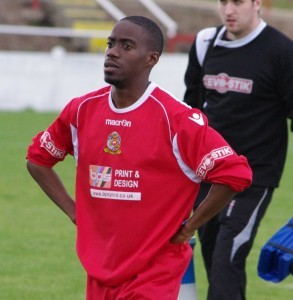 Yorkshire Amateur winger Fernando Moke is banned from all football activity for four months after making physical contact with a referee last month