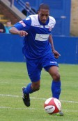Ryan Serrant's own goal consigned Farsley to a 1-0 defeat to Lancaster