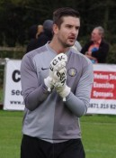 Ben Saynor was needed to make an excellent save to ensure Nostell won at Parkgate