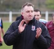 Long way to go: AFC Emley manager Darren Hepworth