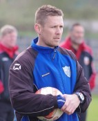 Nick Handley is delighted to have repaid the volunteers at Pontefract Collieries with promotion to the NCEL Premier Division