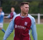 AFC Emley striker Kieran Ryan is the club's new captain