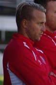 New Goole AFC manager Lee Morris