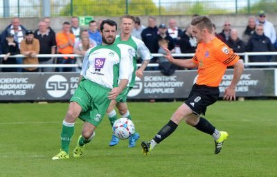Adam Bolder in action for North Ferriby. Picture: John Rudkin