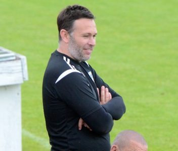 Mark Bower is the manager of Bradford (Park Avenue). Picture: John Ruskin