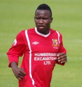 Ombeni Ruhanduka can now play for Goole after International Clearance was granted